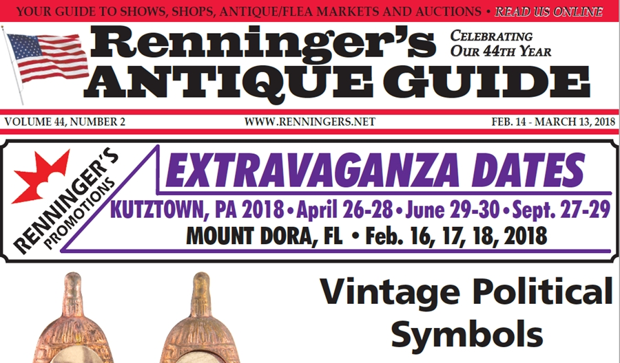 IRead the February 14th Issue of Renninger's Guide