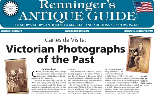 IRead the January Issue of the Renningers Guide Newpaper