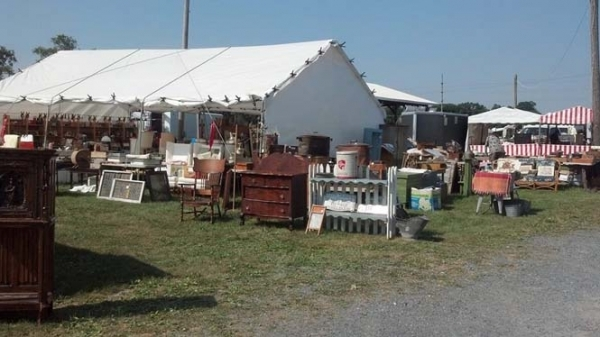 IAntique Extravaganza in Kutztown, PA; September 24th-26th