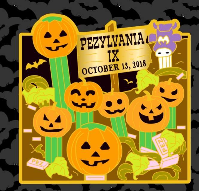 IPezylvania Pez Collectors Event at Kutztown