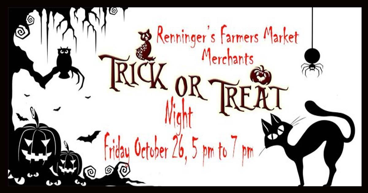 ITrick or Treat Night (Kutztown)