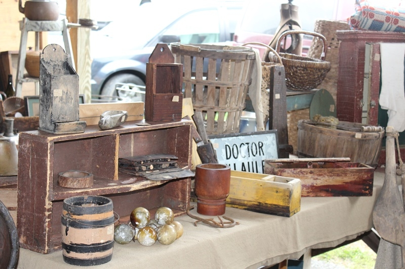 IKutztown Antique Extravaganza, September 27th - 29th (Coupon)