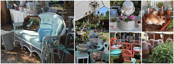 IVintage Garden Show at Mount Dora, Fl
