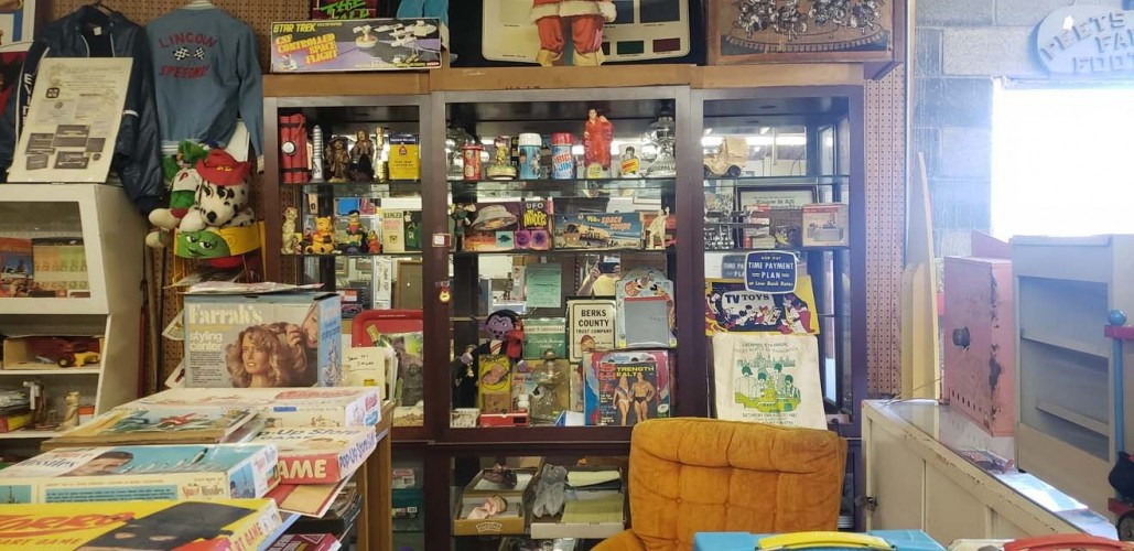 Magical Mystery Tours & Toys