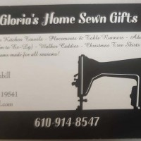 Gloria's Home Sewn Gifts