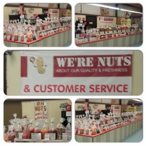 We're Nuts: Gourmet Candy, Nuts and Snacks