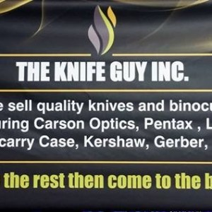 The Knife Guy